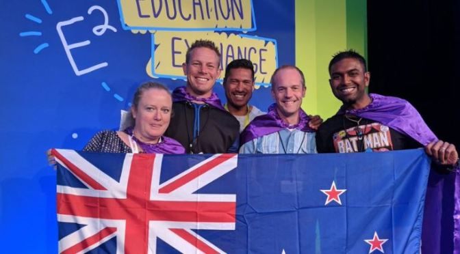 E2 Educator Exchange Paris – Subash Chandar K
